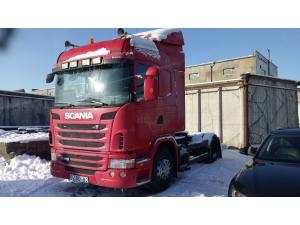 2011 Scania G400 EURO5 4x2
