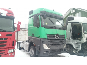 2012 Mercedes Benz Actros MP4 EURO5 Lowdeck