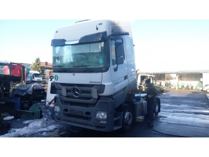 2013 Mercedes Benz Actros MP3 EURO5
