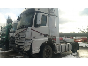 2013 Mercedes Benz Actros MP4 EURO5