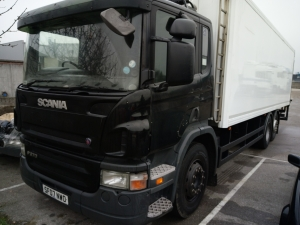 2007 Scania P270 EURO4 breaking for parts
