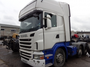 2010 Scania R440 EURO5 6X2/2 breaking for parts