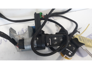DAF XF 106 ignition lock with keys 1934270, 1929150