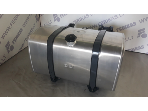 Brand new OEM DAF complete fuel tank 430L with brackets 1681824