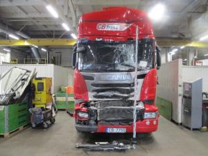 2017 Scania R410 EURO6