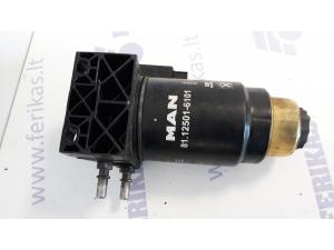 MAN fuel prefilter heater 81125016097