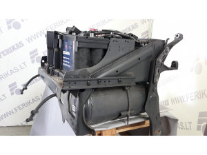 Scania EURO 6 complete battery box 2160772, 2160773