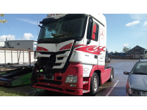 2012 Mercedes Benz Actros MP3  EURO5