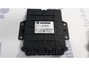 Scania EURO 6 OPC5 control unit 2559113, 2418843, 2278885