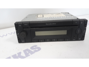 MB Actros MP3 radio A0004463662, 7620000009