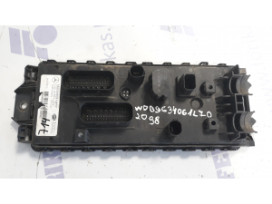 MB Actros MP4 SAM chassis control unit A0004466861