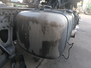 MB actros complete fuel tank with brackets A9604705102005