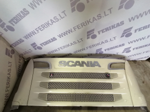 Scania upper front grill panel 1872158