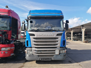 2010 Scania G480 EURO5 breaking for parts