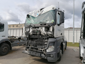 2014 Mercedes Benz Actros MP4 EURO6