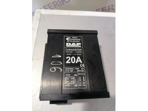 DAF xf 106 converter 1726282 , 0657561