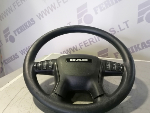 Daf XF 106 steering wheel 1843731