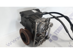 DAF XF 106 EGR valve 1960471, 1951803, 1951804,...