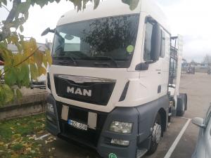 2015 MAN TGX EURO6