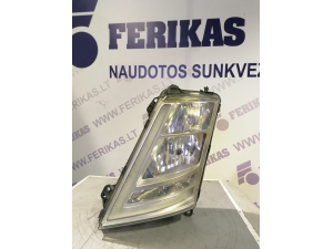 Volvo FH4 head lamp left 22239219