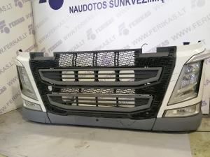 Volvo FH4 pilnas bamperis