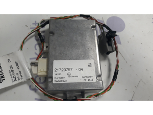 Renault lane chase camera control unit 21723757 P04