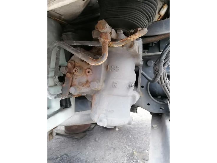 MB atego RHD steering gear A9744600500