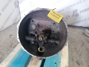 Iveco gearbox TS 11612as