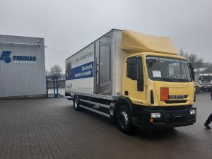 2010 Iveco Eurocargo 18E280 sunkvežimis ardomas dalimis
