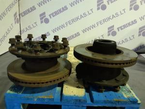 iveco eurocargo front wheel hub 7183906