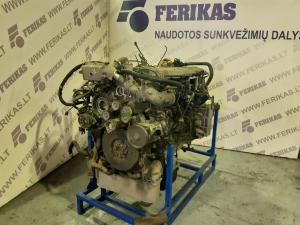 Man TGX 2014 EU6 D2676LF26 engine 440ps