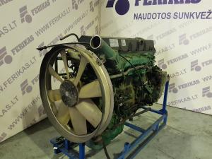 Volvo Fh13 EU5 D13A 400ps engine