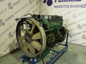 Volvo Fh13 EU5 D13A 400ps engine
