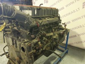 Renault Magnum dxi12 2005 eu3 engine