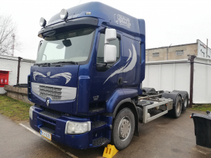 2009 Renault Premium DXi 450 breaking for parts