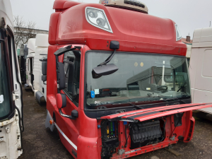 Daf cf85 super space cab kabina