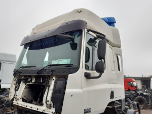 Daf cf85 space cab КАБИНА