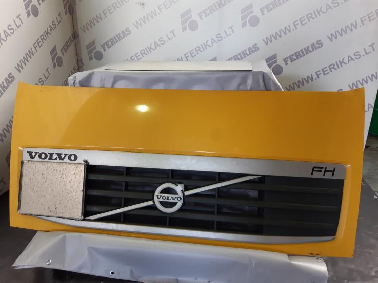 Volvo FH13 upper grill , bonnet , hood 21672570