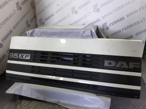 Daf XF95 upper grill panel , bonnet , hood 1309400