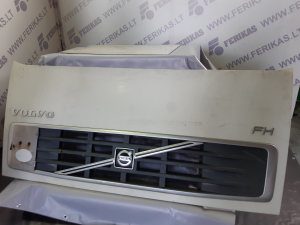 Volvo FH12 upper grill panel , bonnet , hood 20360266