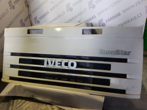 Iveco Eurostar upper grill panel 98406978 98406977