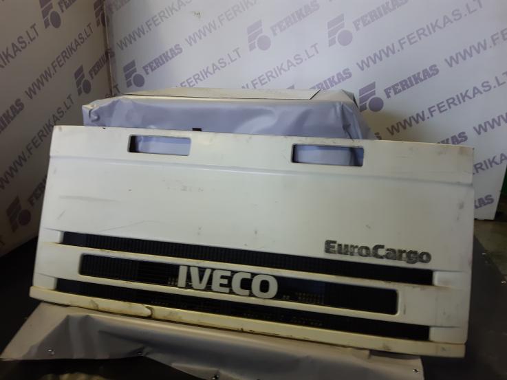 Iveco Eurocargo upper grill , bonnet , hood 8141747
