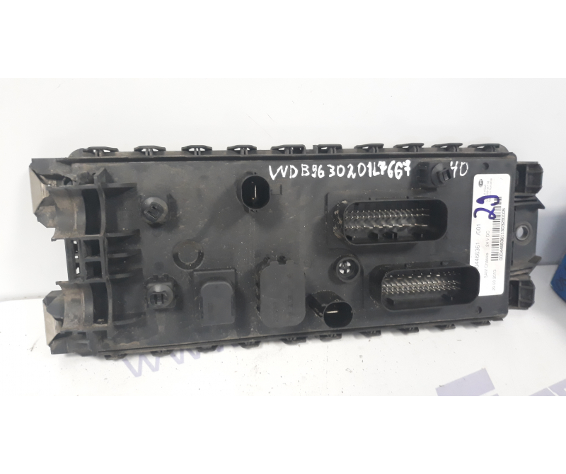 Mb Actros Mp4 Sam Chassis A0004466361