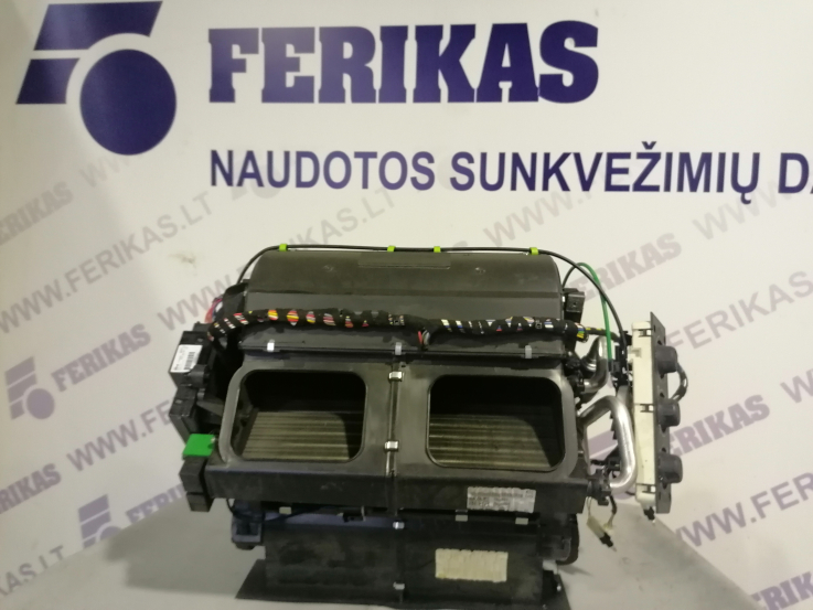 Daf XF106 heater with AC 1925733 1980851