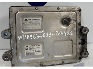 MB Actros MP4 engine OM471LA ECU A0014464035, A0234480635