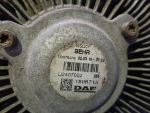 Daf XF105 cooling fan 1651728 1806713