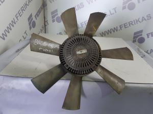 Man 8153 cooling fan 51066300043