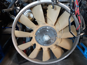 Daf xf106 cooling fan 1910612