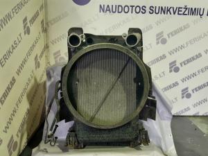 Daf XF106 EU6 complete cooling system 1909450 1940146 1813199 1813198