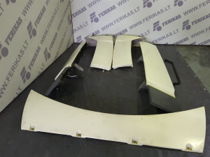 Daf XF 106 superspace complete spoilers set 1291469 1675975 183600